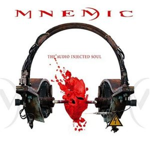 Mnemic - The Audio Injected Soul cover art
