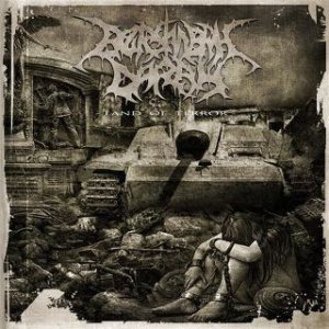 Bersimbah Darah - Land of Terror cover art