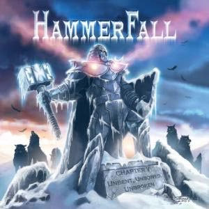 Hammerfall - Chapter V : Unbent, Unbowed, Unbroken cover art