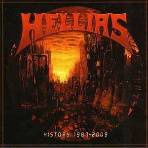 Hellias - History 1987-2009 cover art