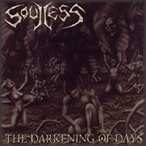 Soulless - The Darkening of Days cover art