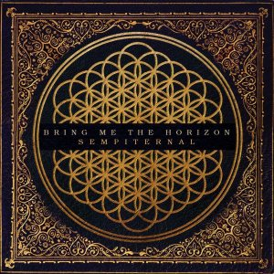 Bring Me The Horizon - Sempiternal cover art