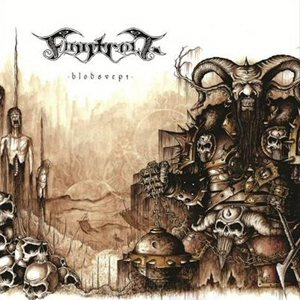 Finntroll - Blodsvept cover art
