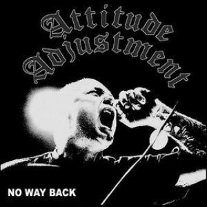 Attitude Adjustment - No Way Back cover art