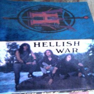 Hellish War - The Sign cover art