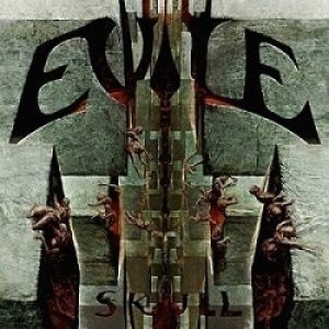 Evile - Skull cover art