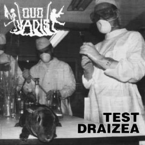 Quo Vadis - Test Draizea cover art
