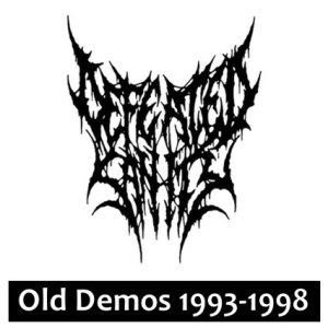 Defeated Sanity - Old Demos 1993-1998 cover art