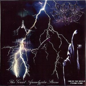 Shadows in the Crypt - The Great Apocalyptic Storm cover art