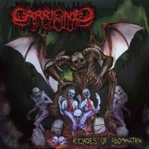 Carrioned - Echoes of Abomination cover art