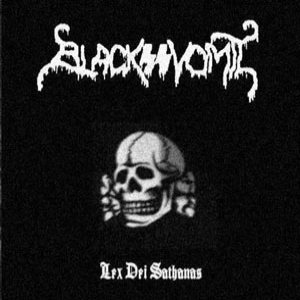 Black SS Vomit - Lex Dei Sathanas cover art