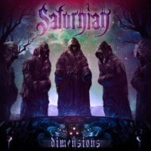 Saturnian - Dimensions cover art