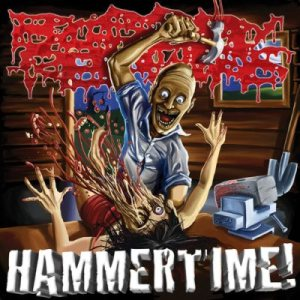 Bloody Remains - Hammertime! cover art