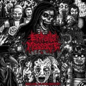 Entrails Massacre - Decline of Our Century cover art