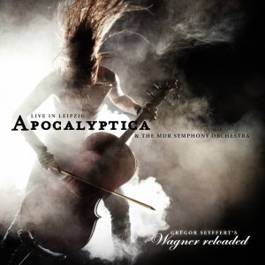 Apocalyptica - Wagner Reloaded - Live in Leipzig cover art