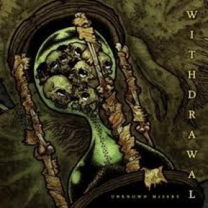 Withdrawal - Unknown Misery cover art