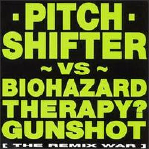 Pitchshifter - Remix War cover art