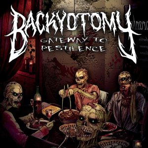 Backyotomy - Gateway to Pestilence cover art