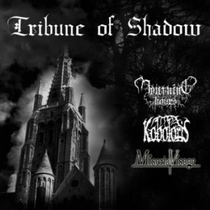 Mourning Hours - Tribune of Shadow cover art
