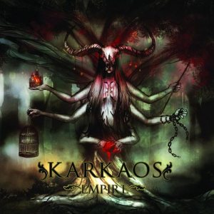 Karkaos - Empire cover art