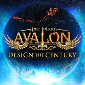 Timo Tolkki's Avalon - Design the Century cover art