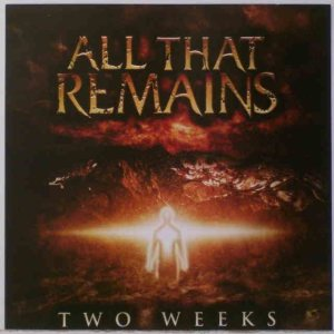 All That Remains - Two Weeks cover art