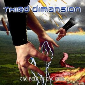 Third Dimension - The Help of the Gods cover art