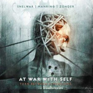 At War with Self - Torn Between Dimensions cover art