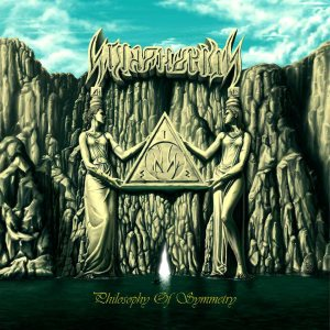 Sympherium - Philosophy of Symmetry cover art