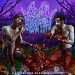 Vomit Breath - Meticulous Dismemberment cover art