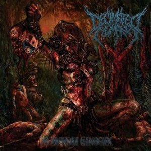 Decimated Humans - To Provoke Genocide cover art