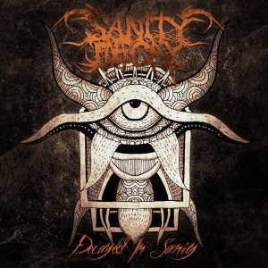 Sanity Decay - Decayed in Sanity cover art