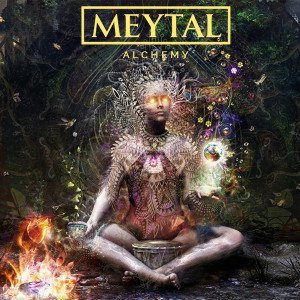 Meytal Cohen - ALCHEMY cover art