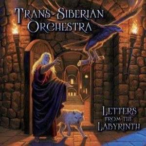 Trans-Siberian Orchestra - Letters From the Labyrinth cover art