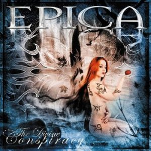 Epica - The Divine Conspiracy cover art
