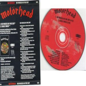 Motorhead - No Voices in the Sky cover art