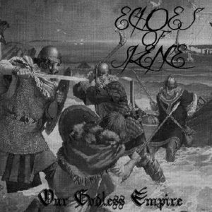 Echoes of Silence - Our Godless Empire cover art