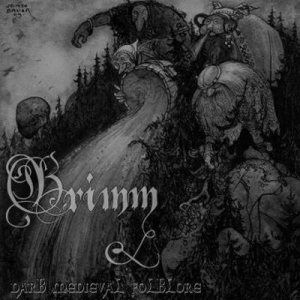 Grimm - Dark Medieval Folklore cover art