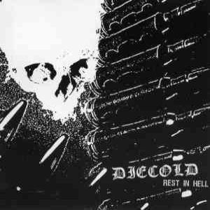 Diecold - Rest in Hell cover art