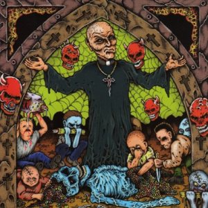 Agoraphobic Nosebleed - Altered States of America cover art