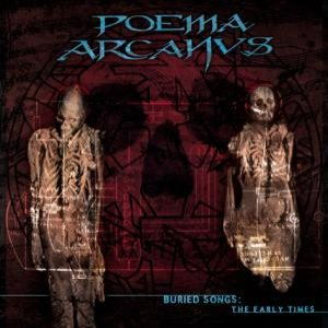 Poema Arcanus - Buried Songs: the Early Times cover art