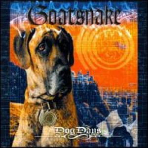 Goatsnake - Dog Days cover art
