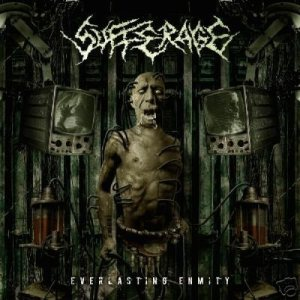 Sufferage - Everlasting Emnity cover art
