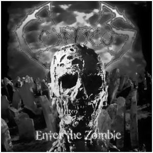 Crypticus - Enter the Zombie cover art