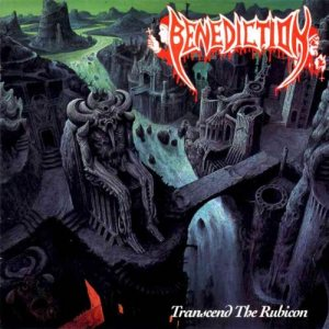 Benediction - Transcend the Rubicon cover art