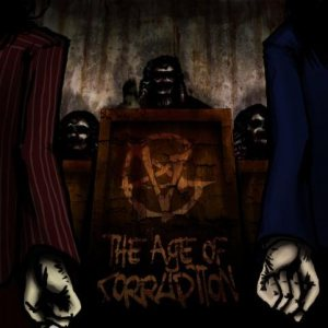Gravil - The Age of Corruption cover art