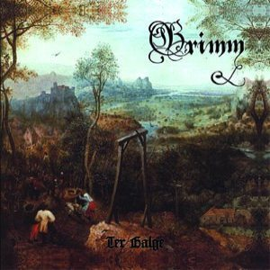 Grimm - Ter Galge cover art