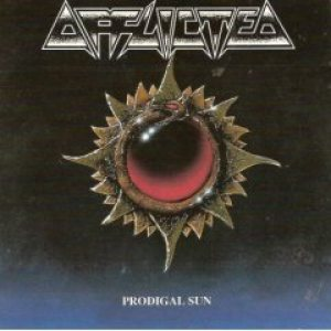 Afflicted - Prodigal Sun cover art