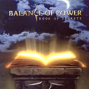 Balance of Power - Book of Secrets cover art