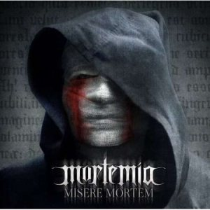 Mortemia - Misere Mortem cover art